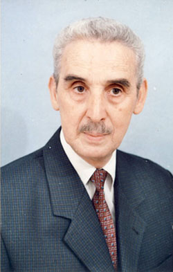 Mr Bouziani